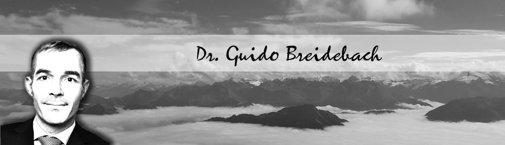 Guido Breidebach – Blog